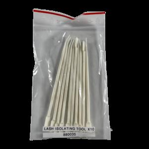 Lash Isolating Tool (plastic), 10 pcs