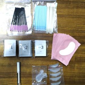 DDD Lash Lift Starter Kit (kit réhaussement de cils)