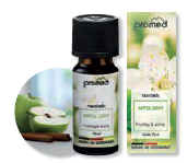 Huile parfumée pomme-cannelle (10 ml)
