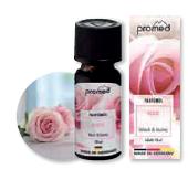 Huile parfumée rose (10 ml)